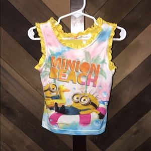Despicable me Night shirt sleeveless
